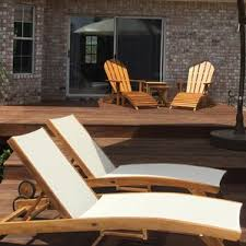 Teak Deck Chairs Teak Outdoor Lounge Chairs You U0027ll Love Wayfair