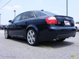 2004 audi s4 blue 2004 moro blue pearl effect audi s4 4 2 quattro sedan 25537830
