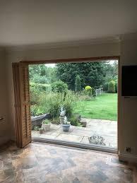 golden oak plantation shutter uk blinds and shadings