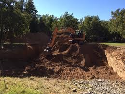basement excavation done right by arnett excavating arnett