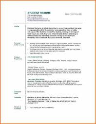 resume exles for college students with work experience resume with no work experience college student all about letter