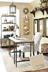 44 best home offices images on pinterest office spaces paint home office with ballard designs furnishings benjamin moore wheeling neutral paint color