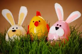 how to make easter eggs use felt to make easter egg animals the idea room
