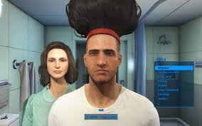 unlock all hairstyles at game start at fallout 4 nexus mods and