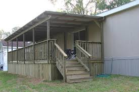 House Plans For Patio Homes Popular Deck Plans For Mobile Homes House Plans And Home Designs