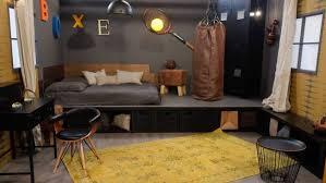 chambre ado industriel deco chambre ado style industriel visuel 8