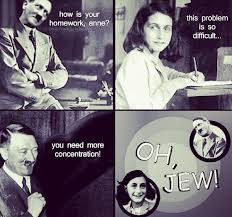 Anne Meme - as terrible as this is laughing lol haha funny meme adolf hitler