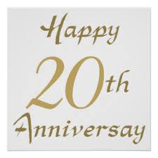 work anniversary gifts 20th work anniversary