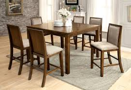 counter height dining room sets darby home co audubon 9 piece counter height dining set u0026 reviews