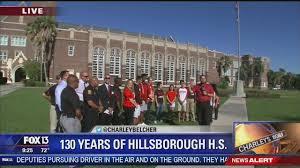 hillsborough high school yearbook pictures hillsborough high school celebrates 130 years story fox 13