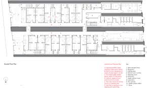 Create Salon Floor Plan Street Sexual Health Centre By Urban Salon