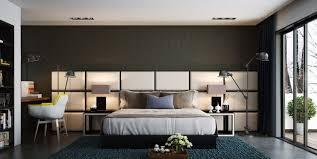 décoration mur chambre à coucher chambre contemporaine 33 idées déco murale design
