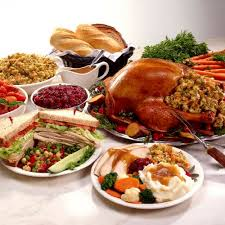 how many calories are in a thanksgiving meal news ok