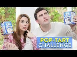 Challenge Alx Pop Tart Challenge Ft Alx Rosanna Pansino