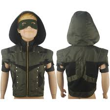 Green Arrow Halloween Costume Green Arrow Costumes Green Arrow Oliver Queen Cosplay Costume