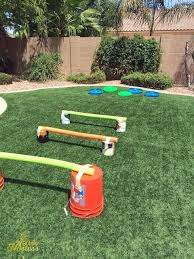 Backyard Obstacle Course Ideas Backyard Obstacle Course For Sillyanimals Club