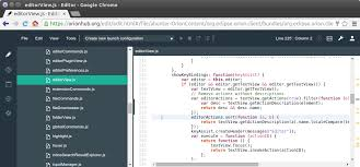 orion open source web and cloud development environment