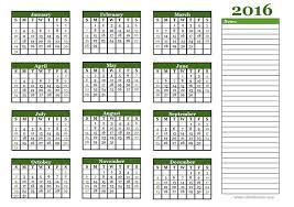 2016 calendar template printable 03 calendar 2017 2018