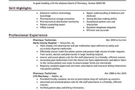 Pharmacy Technician Resume Examples by Resume Samples Purchasing Clerk Resume Stocking Resume Examples
