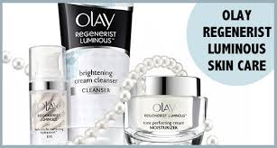 Olay Regenerist Luminous olay regenerist luminous skin care improves skin clarity and tone