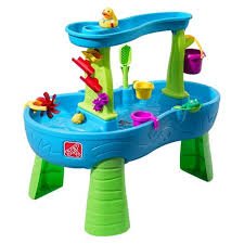 water table for 5 year old step2 rain showers splash pond water table target