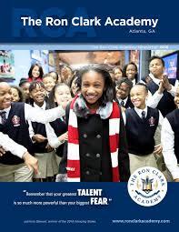 ron clark academy newsletter 2016 by the ron clark academy issuu