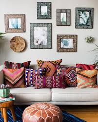 bohemian style home decor global style done right colours and textures galore eclectic