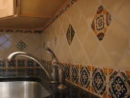 Best  Mexican Tile Kitchen Ideas On Pinterest Hacienda - Mexican backsplash