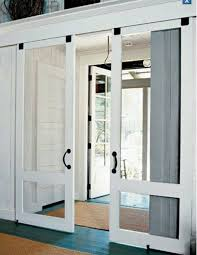 hinged french patio doors with screens stylish and modern french