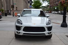 porsche macan 2015 for sale 2015 porsche macan s stock b696b for sale near chicago il il