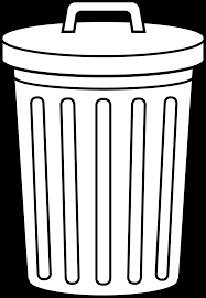 trash pack colouring pages clip art library
