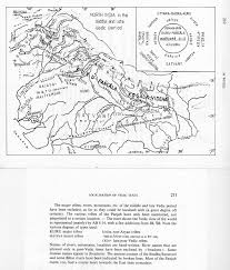 North India Map by Kirata Nepal And North India In Middle And Late Vedic Period Map