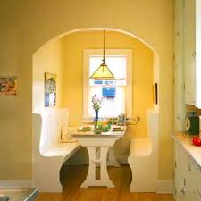 Diy Kitchen Nook Bench Diy Nooks And Banquettes Decorating Your Small Space