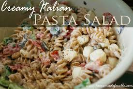 Pasta Salad Recipe Mayo by Yummy Food Addict Italian Pasta