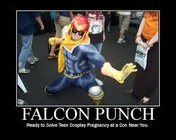 Falcon Punch Meme - image 23071 falcon punch know your meme