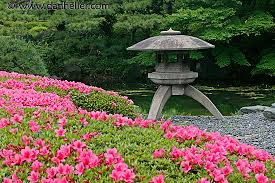 asian garden ornaments pictures