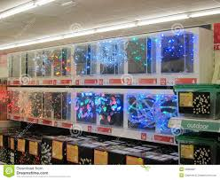 christmas light displays for sale christmas lights on show for sale editorial photography image of