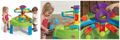 step2 busy ball play table enter to win the step2 busy ball play set giveaway