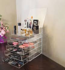 Bathroom Makeup Storage by 222 Best Makeup Organization Images On Pinterest Make Up