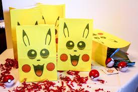 pokemon pikachu party bags u2013 free printable the shady lane