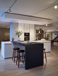 the sleek handleless beauty of a bulthaup b1 kitchen in alpine