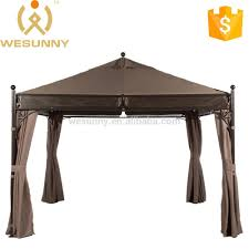 15 X 15 Metal Gazebo by Garden Gazebo Garden Gazebo Suppliers And Manufacturers At