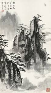 cuisine ang駘ique tinta china paisaje mi paisaje japanese