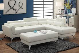 White Leather Sofa Set White Leather Sectional Sofa Steal A Sofa Furniture Outlet Los
