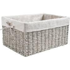 panier rangement chambre b panier de rangement jute 34 achat vente casier pour meuble jute