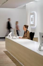 Office Reception Desks by 54 Best Reception Desk Images On Pinterest Lobby Reception