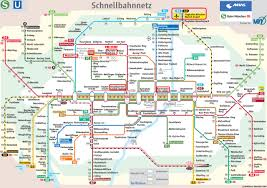 Lufthansa Route Map by Global Gathering Munich Germany October 25 28 2015