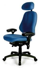 desk chair with headrest bodybilt 3504 ergonomic office chair with headrest guaranteed for