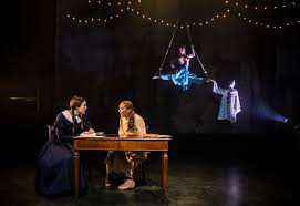 chicago production theater review times lookingglass in chicago