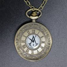 new movie assassin creed pocket watch connor had the ancient